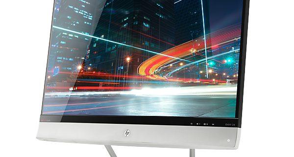 HP Computer monitor voor een computer