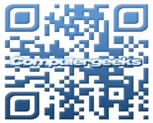 computergeeks qr code small