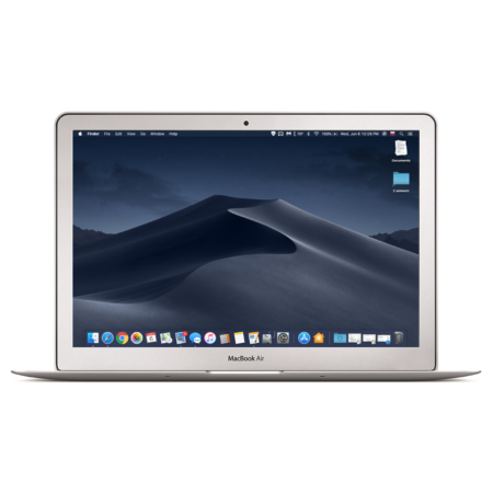 Apple MacBook Air 2017 voorkant