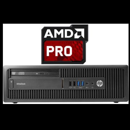 HP EliteDesk 705 G1 SFF AMD A4 Pro